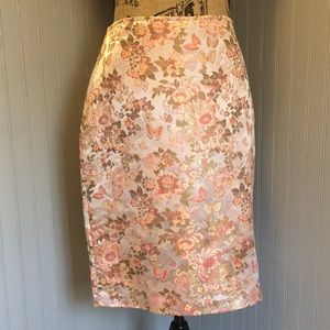 Betsey Johnson Floral Skirt